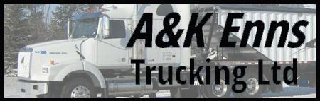 A & K Enns Trucking Ltd.