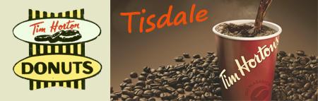 Tim Hortons, Tisdale